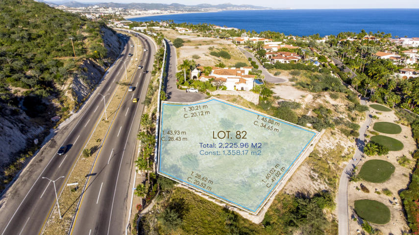 property Lot 82 Caleta Loma - Palmilla 1208