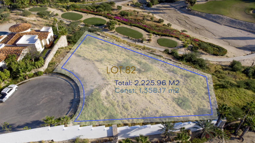 property Lot 82 Caleta Loma - Palmilla 1211