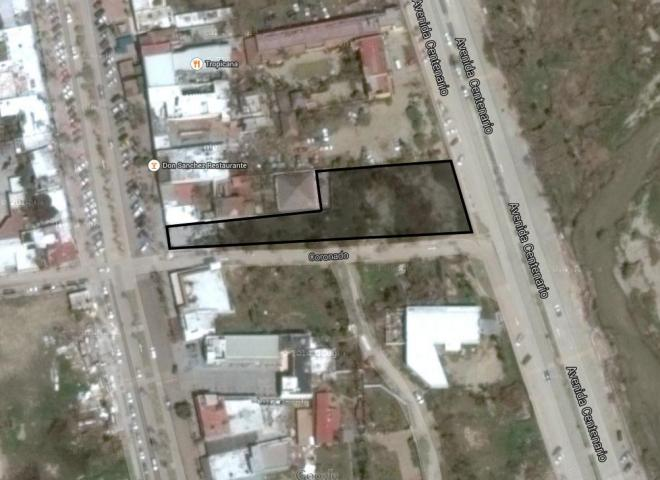 property Lot Downtown at Coronado & Mijares St. 593